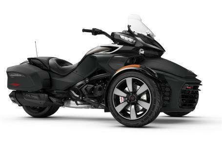 2018 Can-Am ATV Spyder F3-t 1330 Ace Se6
