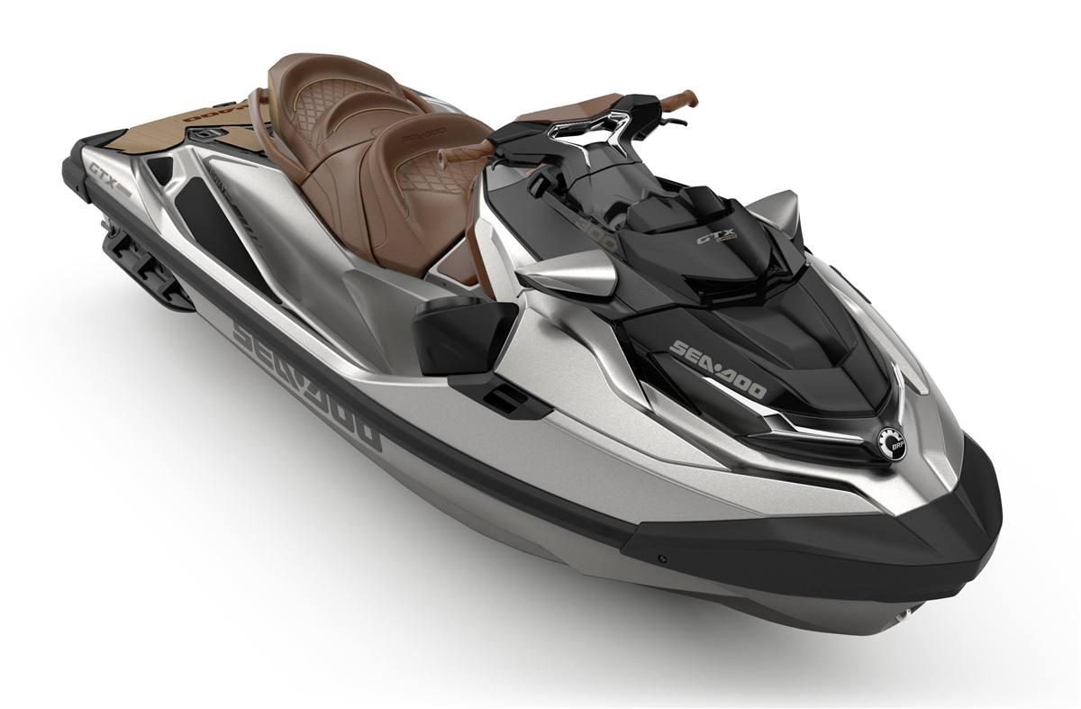 2018 Sea-Doo GTX Limited 300