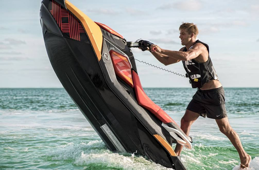 2018 Sea-Doo SPARK® TRIXX™ 3up