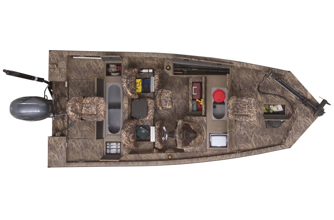 2018 G3 Sportsman 17 PFX Camo for sale in Greenville, MI