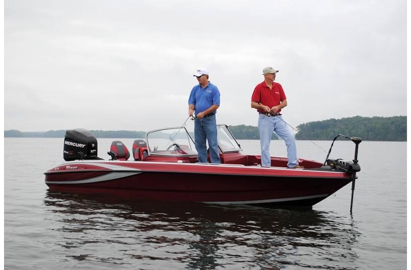2018 Triton Boats 216 Fishunter for sale in Buchanan, TN