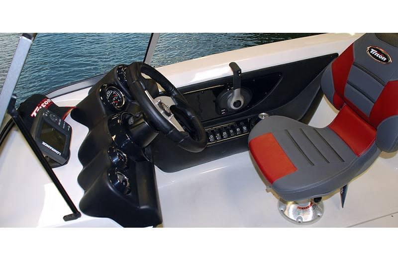2018 Triton Boats 186 Fishunter for sale in Nederland, TX