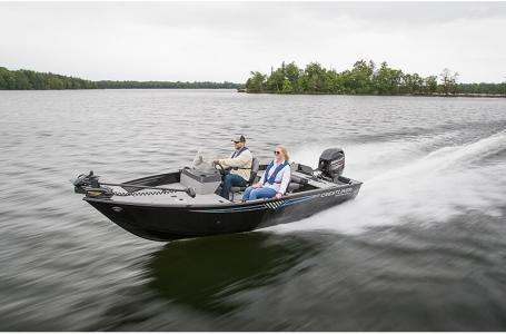 2018 CRESTLINER 1450 DISCOVERY SIDE CONSOLE for sale