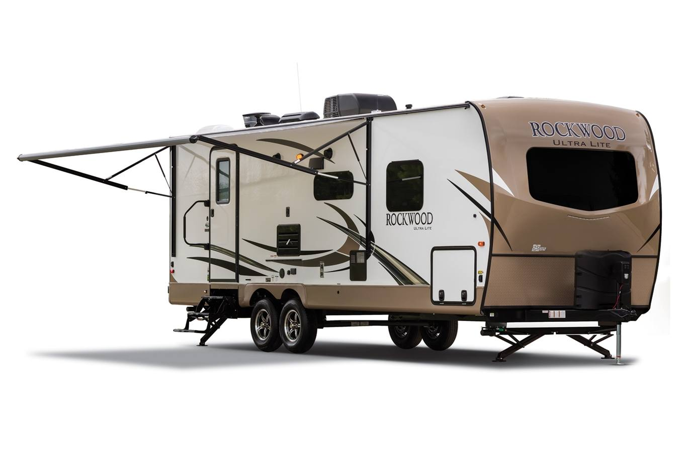 2018 Rockwood by Forest River 2707WS Ultra Lite Travel Trailers for