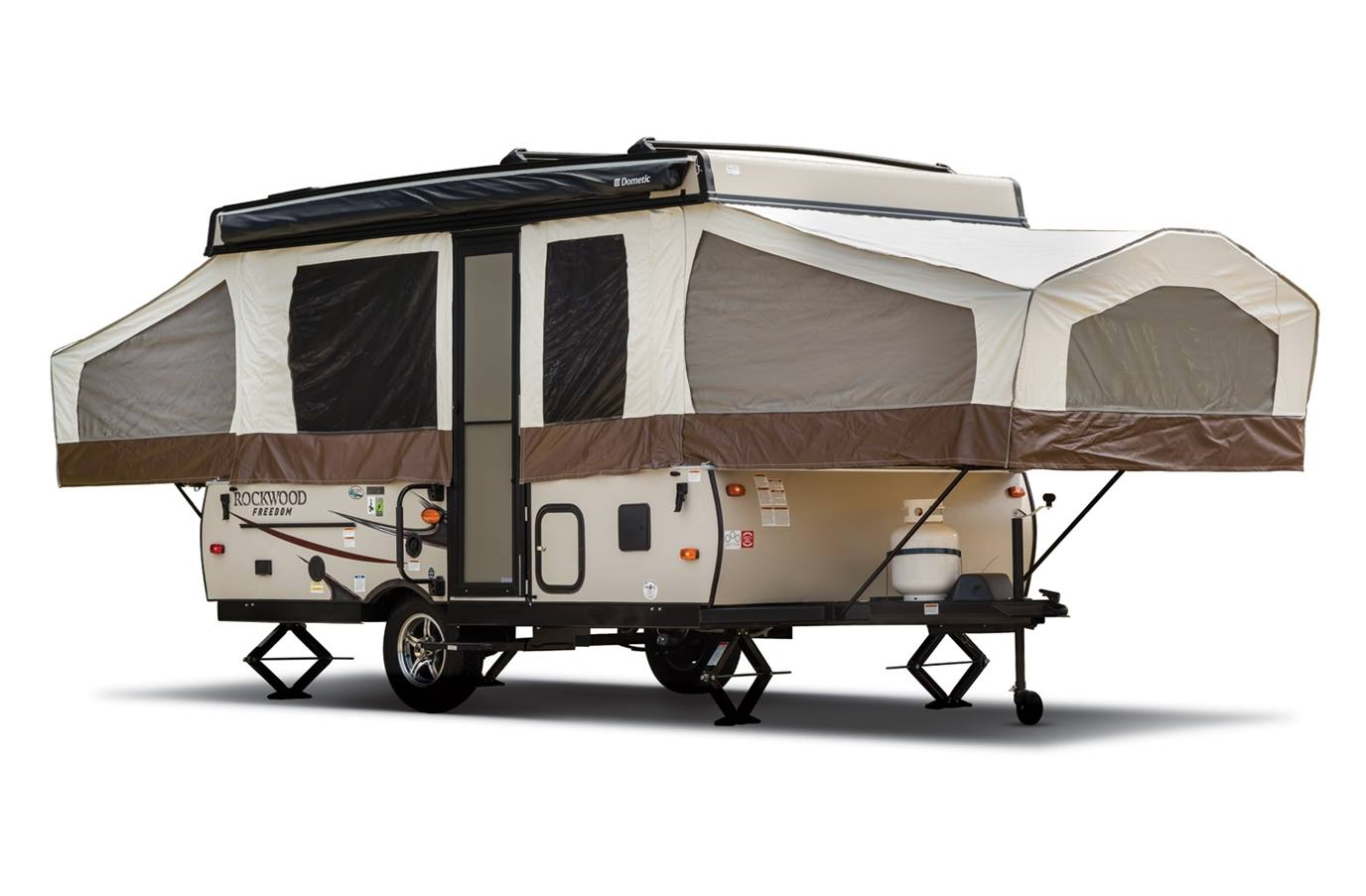 2018 Rockwood by Forest River HW277 High Wall Series for