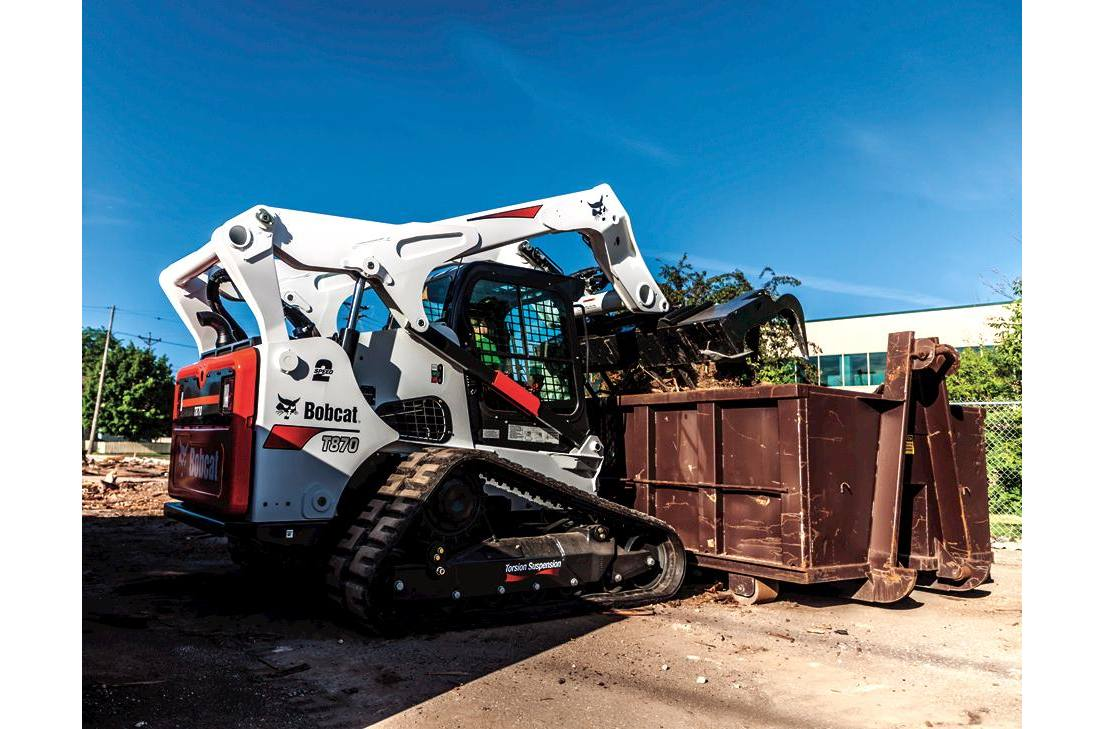 2018 Bobcat T870 for sale in Middlebury, VT  Middlebury
