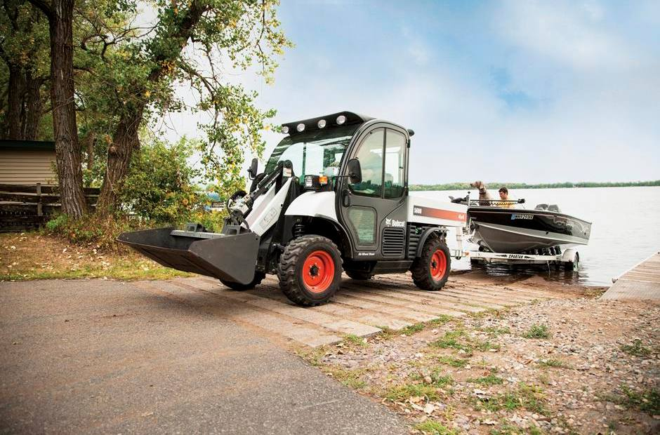 2018 Bobcat 5600 for sale in Middlebury, VT  Middlebury
