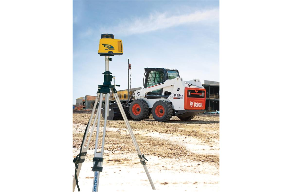 2018 Bobcat Automatic Grade Control - Box Blade, Laser Kit for sale