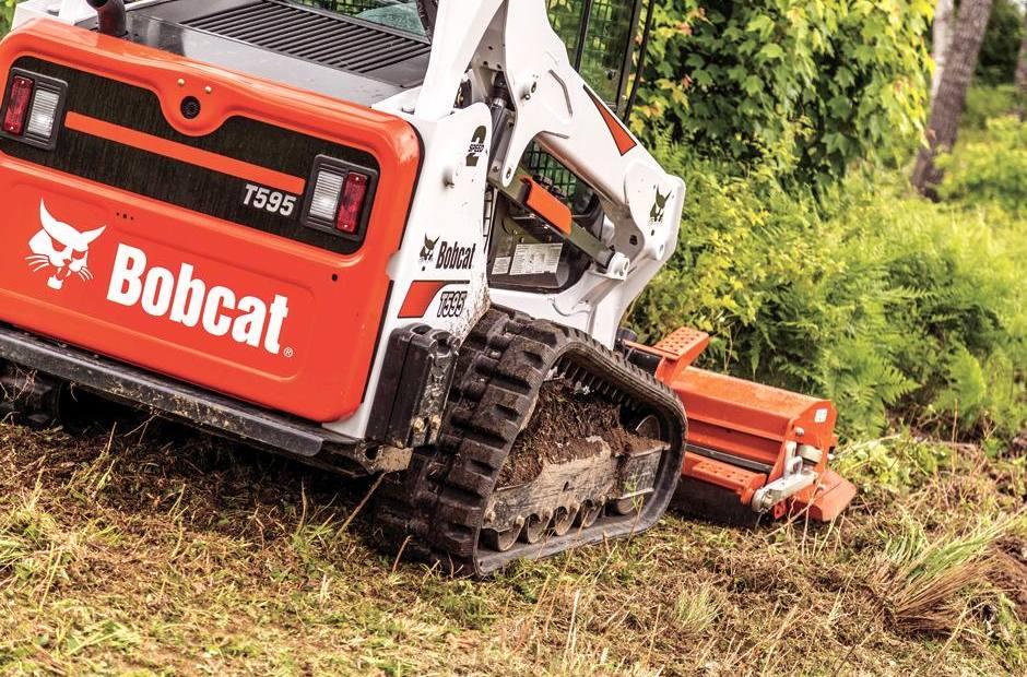 2018 Bobcat T595 for sale in Lisbon, ND  Berube's, Inc
