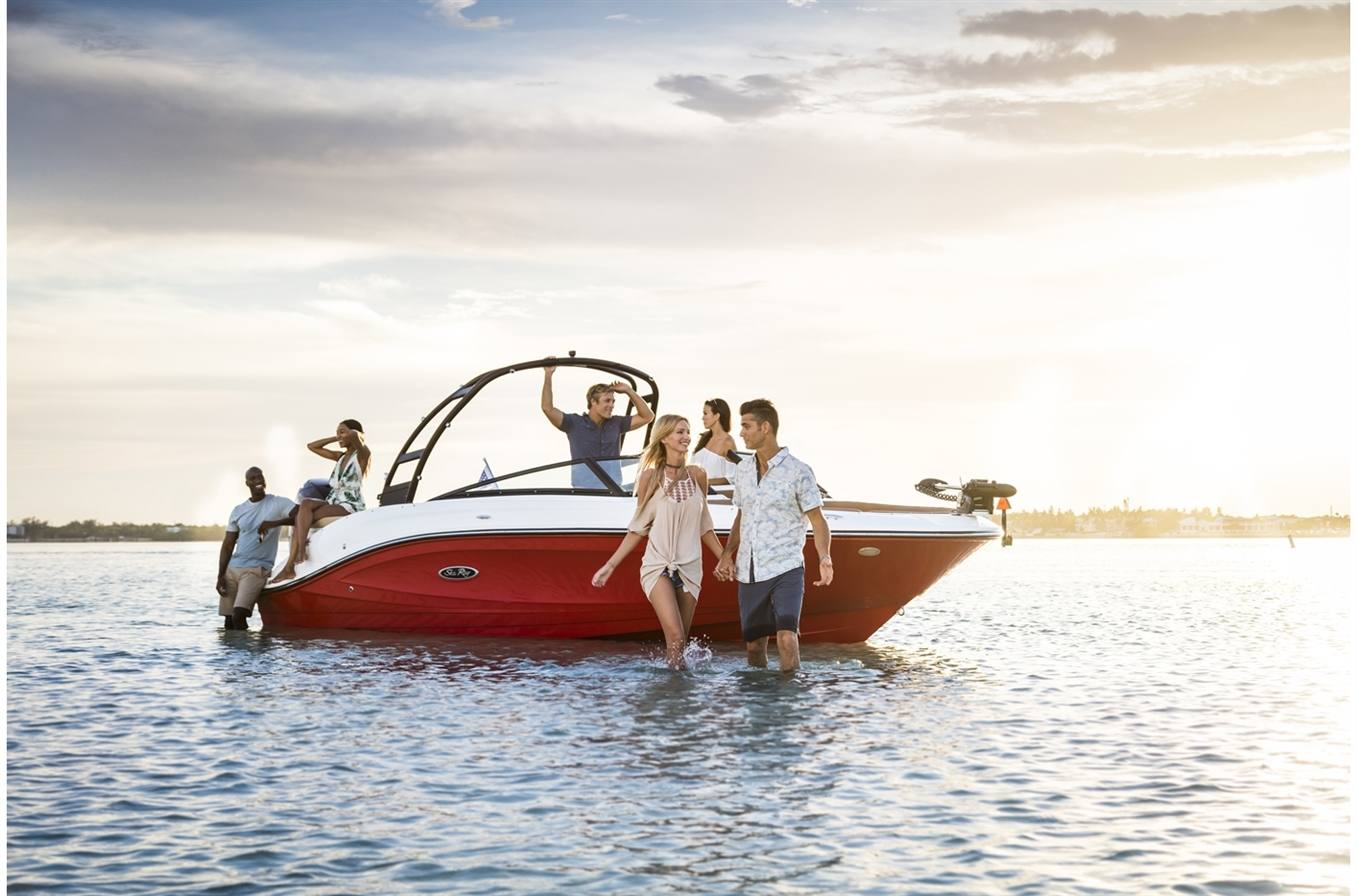 2018 Sea Ray SPX 230 OB for sale in Littleton, NC  Overby