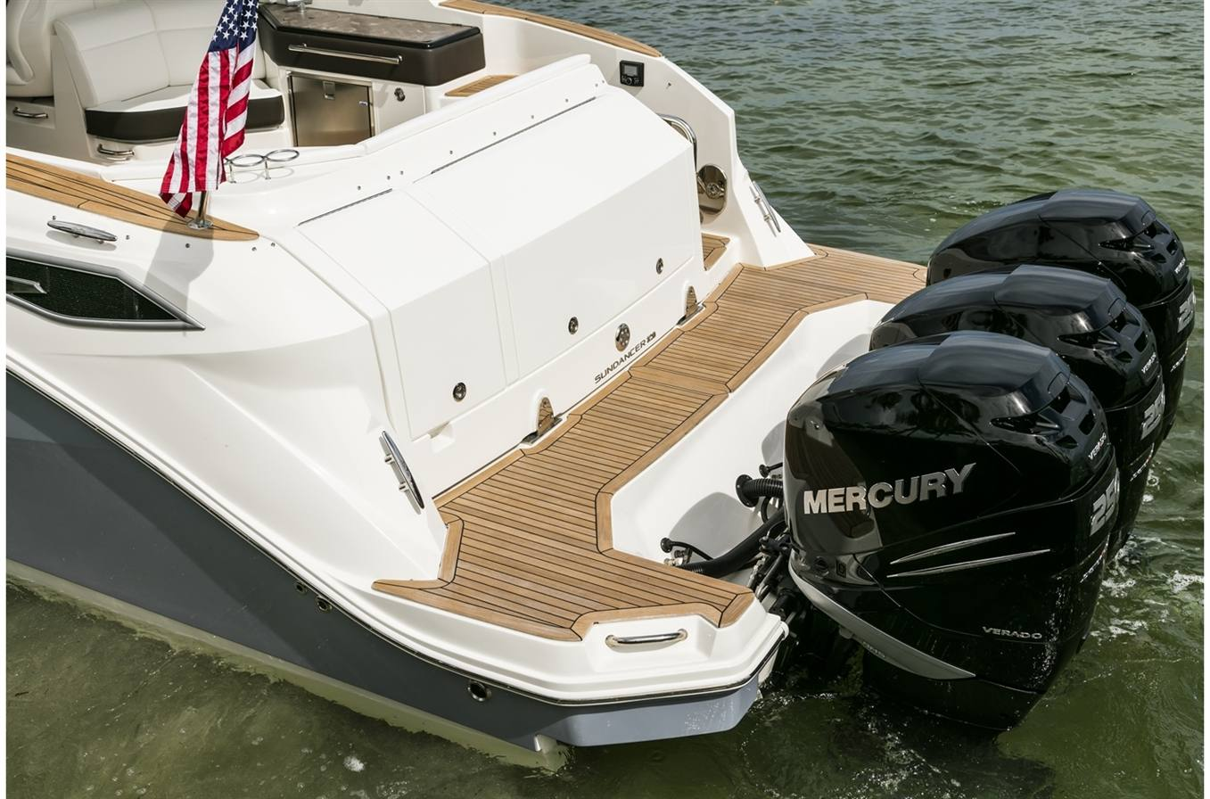 2018 Sea Ray Sundancer 320 Ob For Sale In Littleton Nc Overby