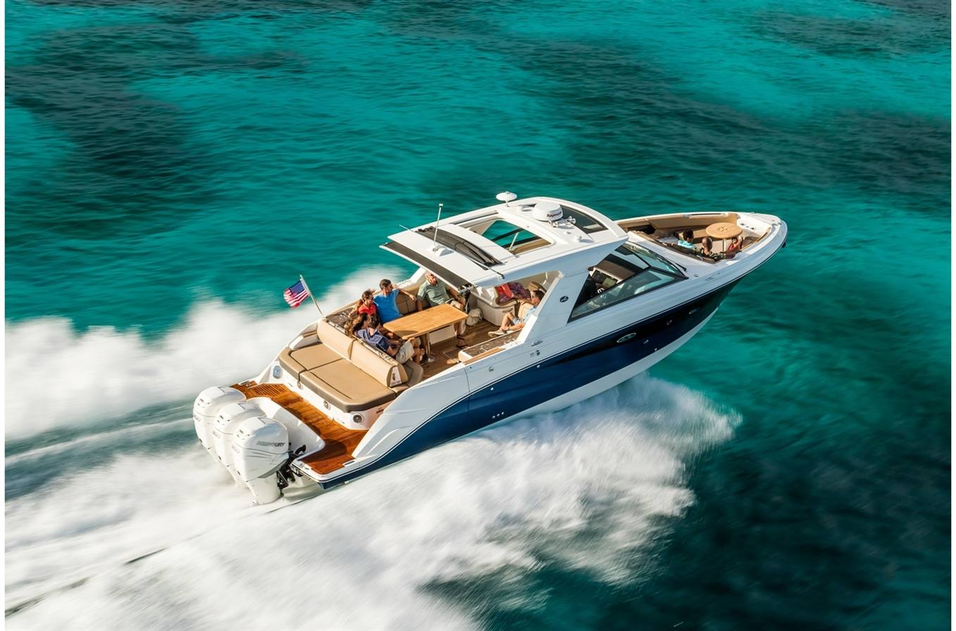 2018 Sea Ray SLX 400 OB for sale in Littleton, NC  Overby Marine
