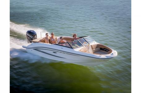 2018 SEA RAY SPX 210 OB for sale