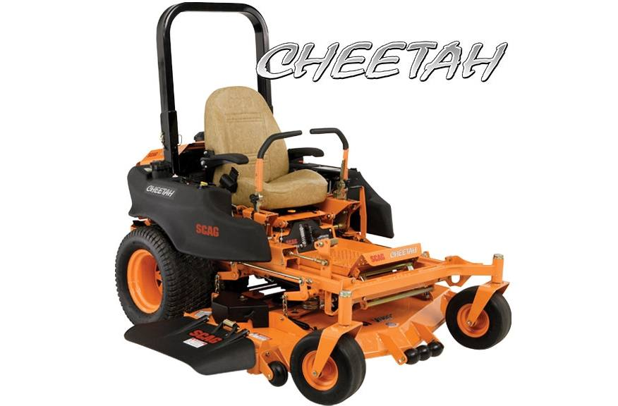 Used Inventory STI Turf Care Equipment