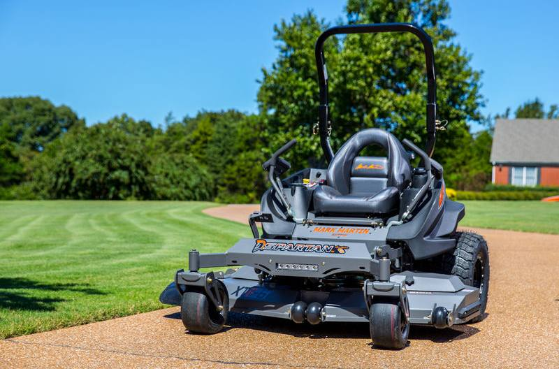 2018 Spartan Mowers Mark Martin SRT XD- 72