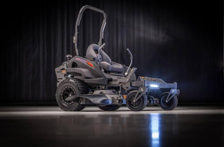 2018 Spartan Mowers SRT-HD Series - 72