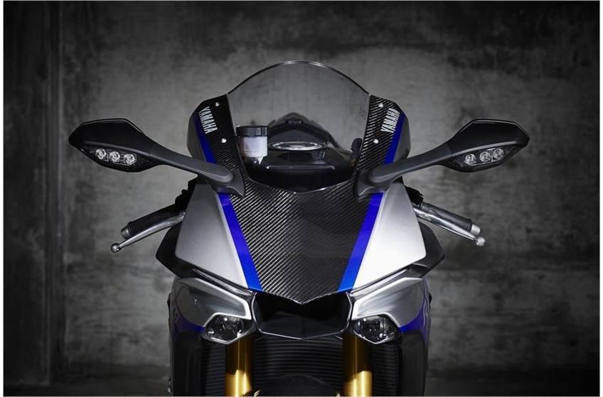 2019 Yamaha Yzf R1m