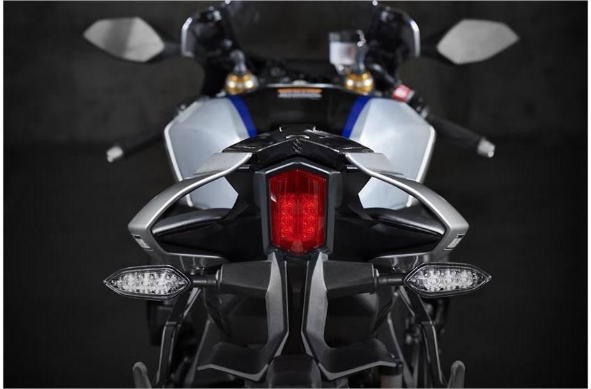 2019 Yamaha YZF-R1M