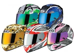 RST COLOR MIRROR-COATED SHIELD