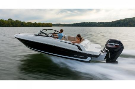 2018 BAYLINER VR4 OUTBOARD for sale