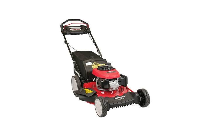 2018 Troy Bilt Instep 21 Self Propelled Lawn Mower 12abd3rq563