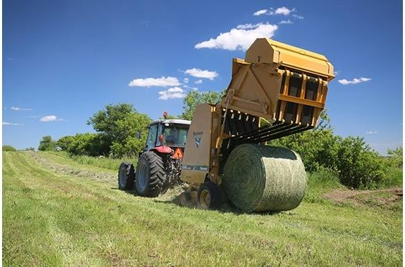 2018 Vermeer 504R Classic for sale in Medicine Hat, AB  Ag