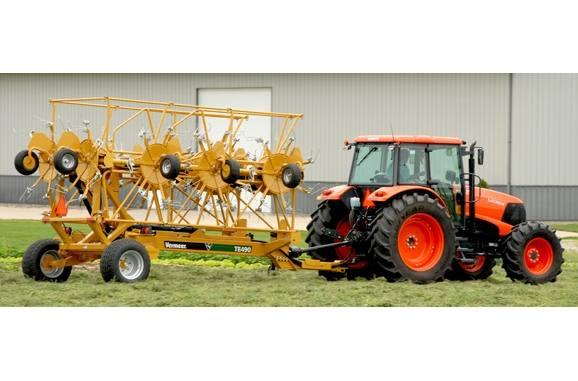 2018 Vermeer TE490 for sale in Newberry, SC  Wilson Tractor, Inc