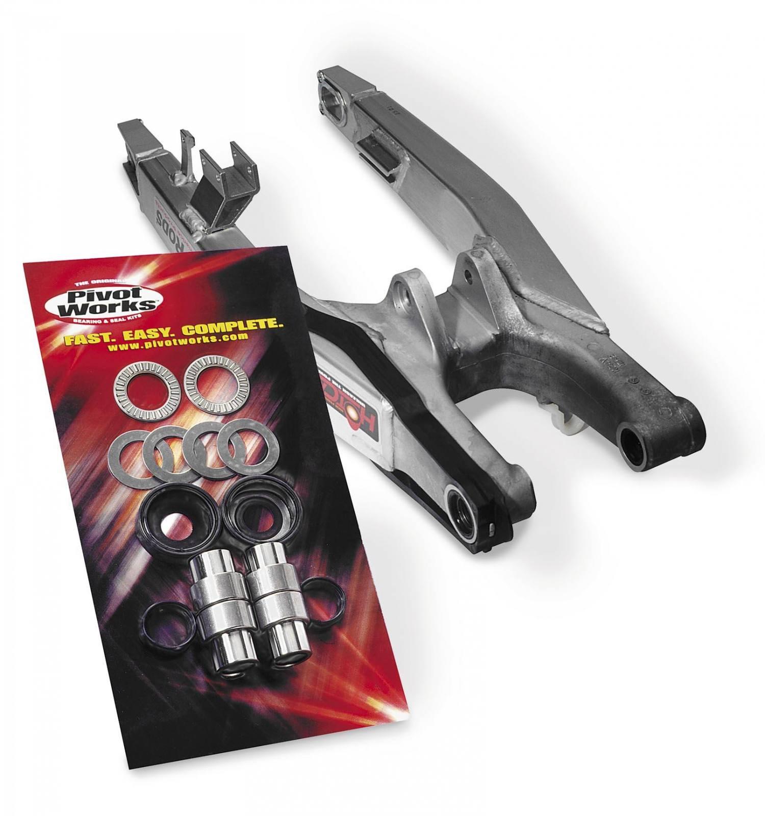 Swingarm Bearing Kit For 2006 Honda TRX450ER Electric Start~Pivot Works