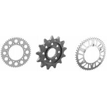 JT Front Rear Sprocket Kit 13T 40T and 520 Chain Yamaha Warrior 350 1989-2004