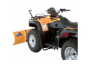 ATV PLOW PUSH TUBES