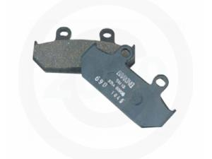 BRAKING BRAKE PADS & SHOES FOR YAMAHA 4-WHEELERS
