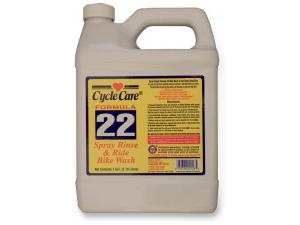 Formula 22 Spray, Rinse and Ride Cleaner
