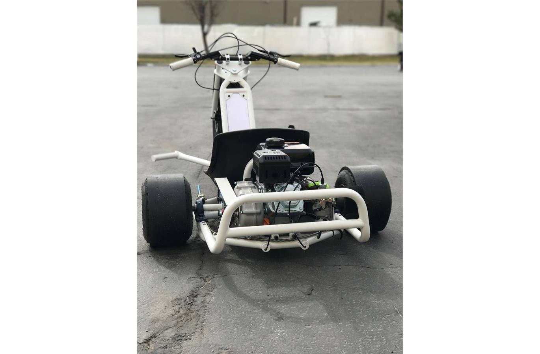 2018 Pitster Pro Drift Trike 223cc