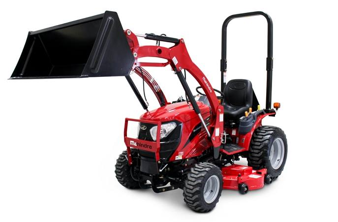 2018 Mahindra EMax 25S HST For Sale In East Waterboro ME FM