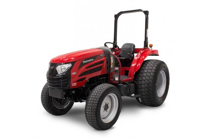 2018 Mahindra 2555 Shuttle For Sale In East Waterboro ME FM