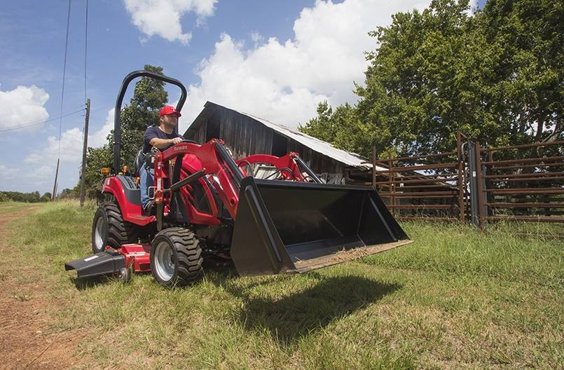 New Inventory from Mahindra and LS Tractor 4-H Equipment