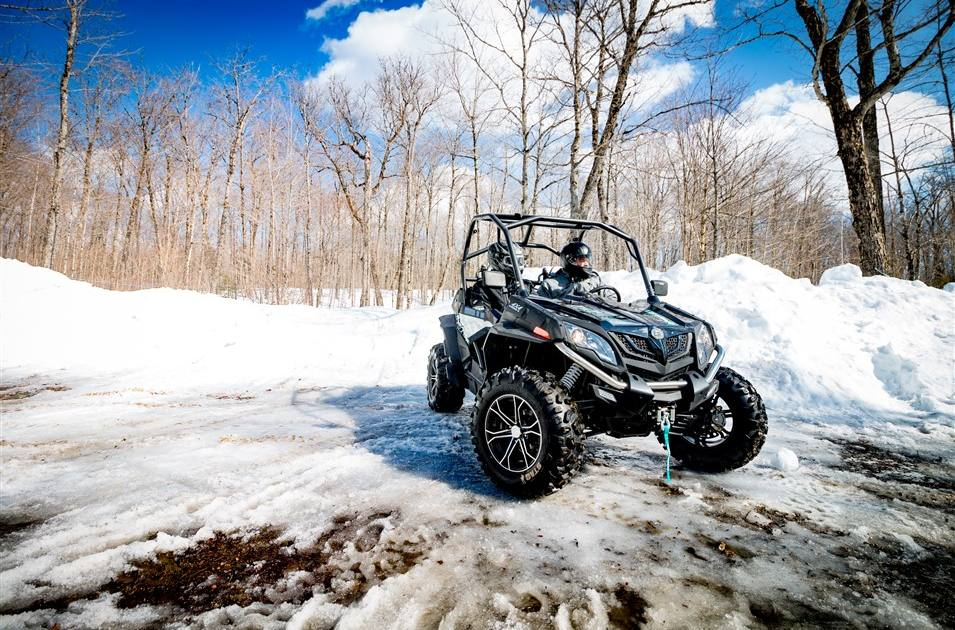 2018 CFMOTO ZFORCE 1000 EPS LX for sale in Kentville, NS  Go