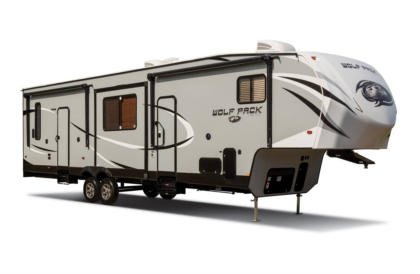 2018 Cherokee by Forest River 325PACK13 Wolf Pack Toy Hauler Fifth Wheels