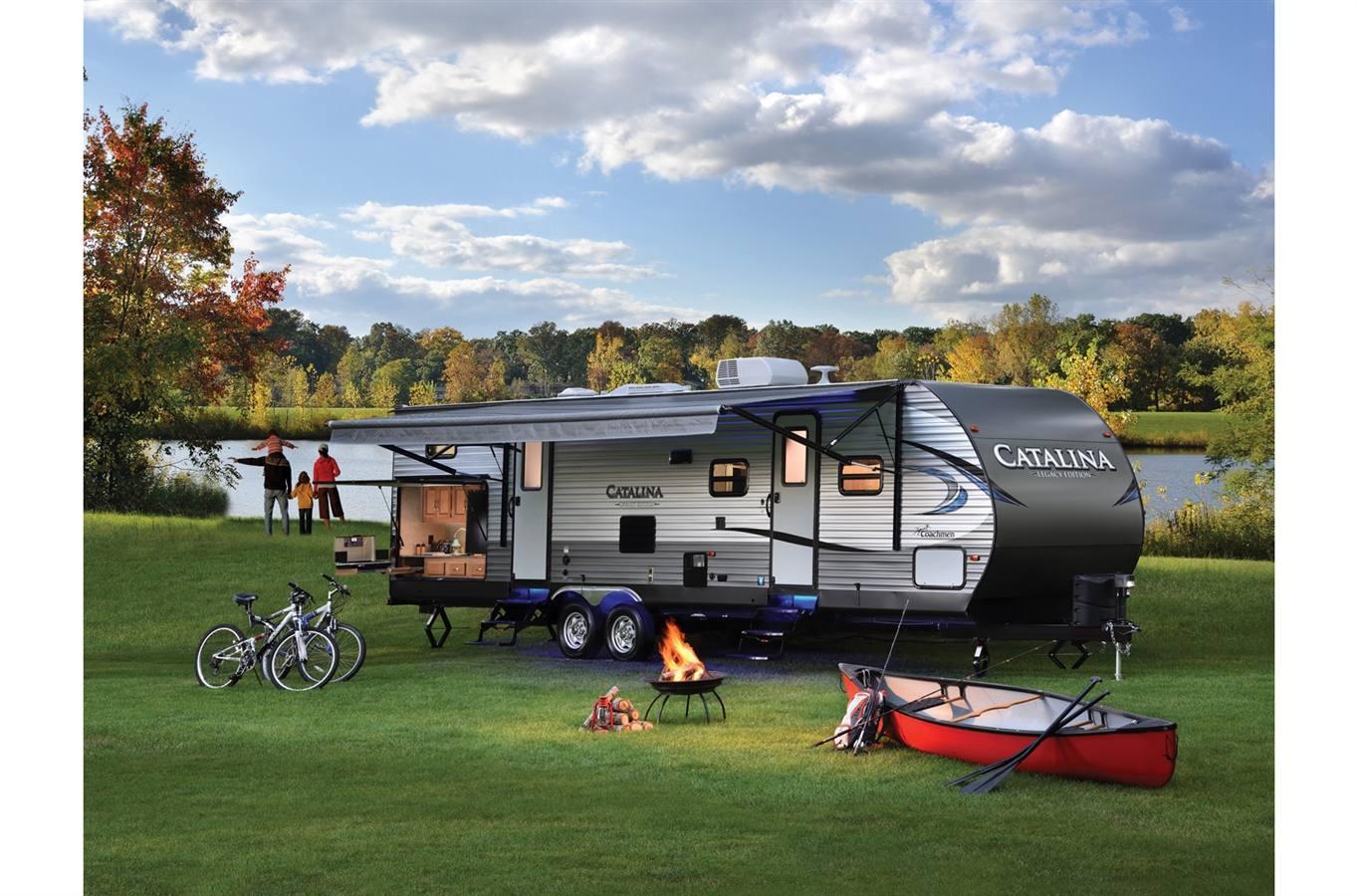 2018 Catalina by Coachmen 283RKS for sale in Deer Park, WA  Parkway