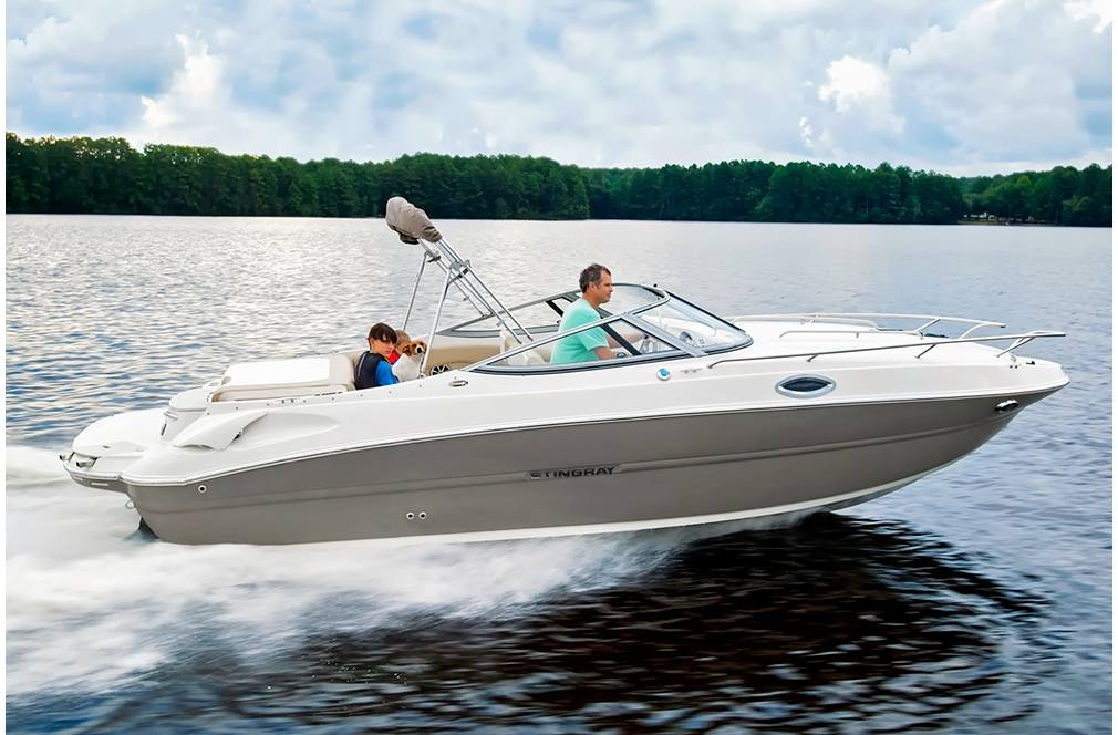2018 Stingray Boats 235CR for sale in Charleston, SC
