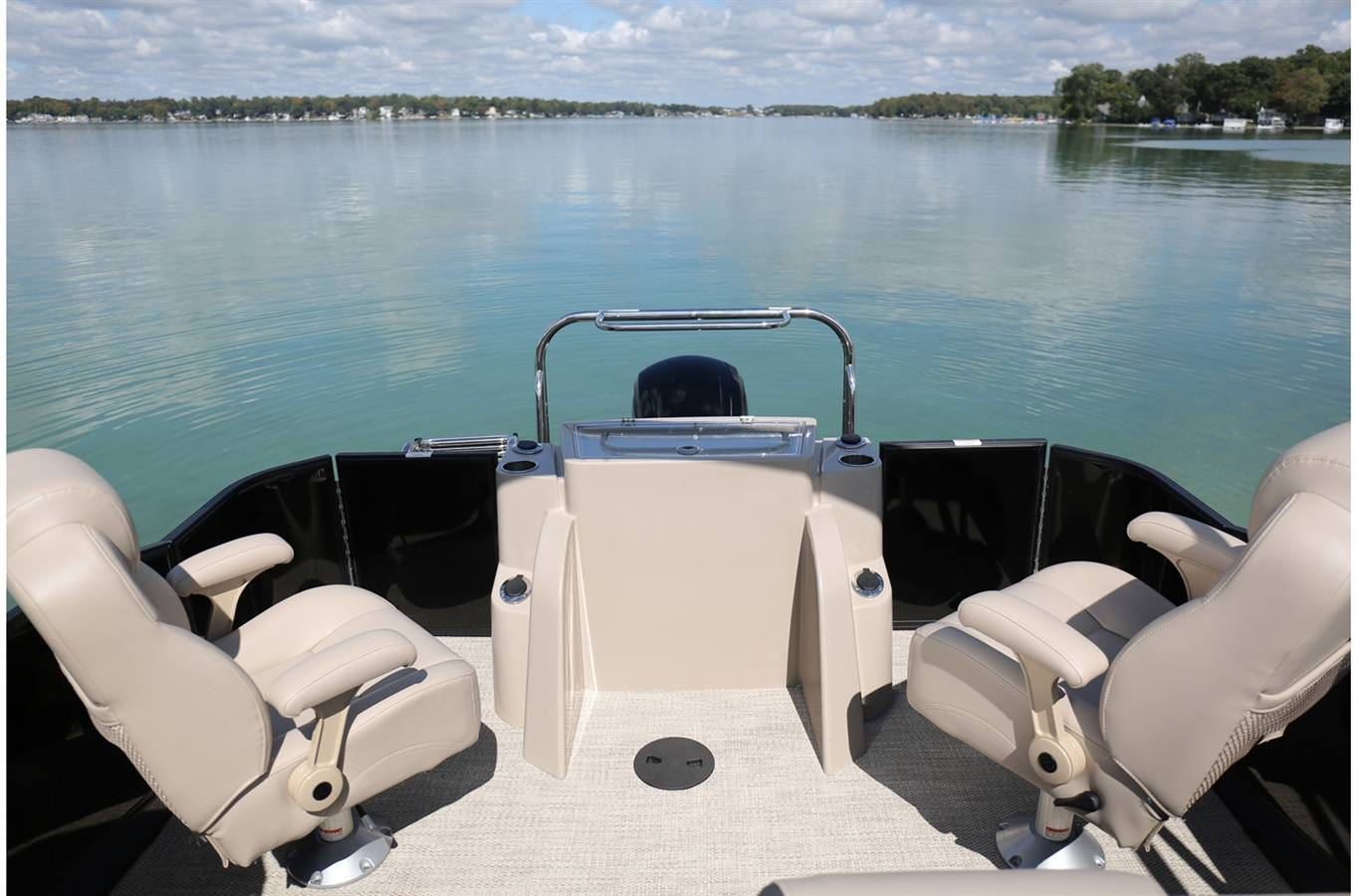 2018 Berkshire Pontoons STS Fishing Series 25RFC STS 3 0 for