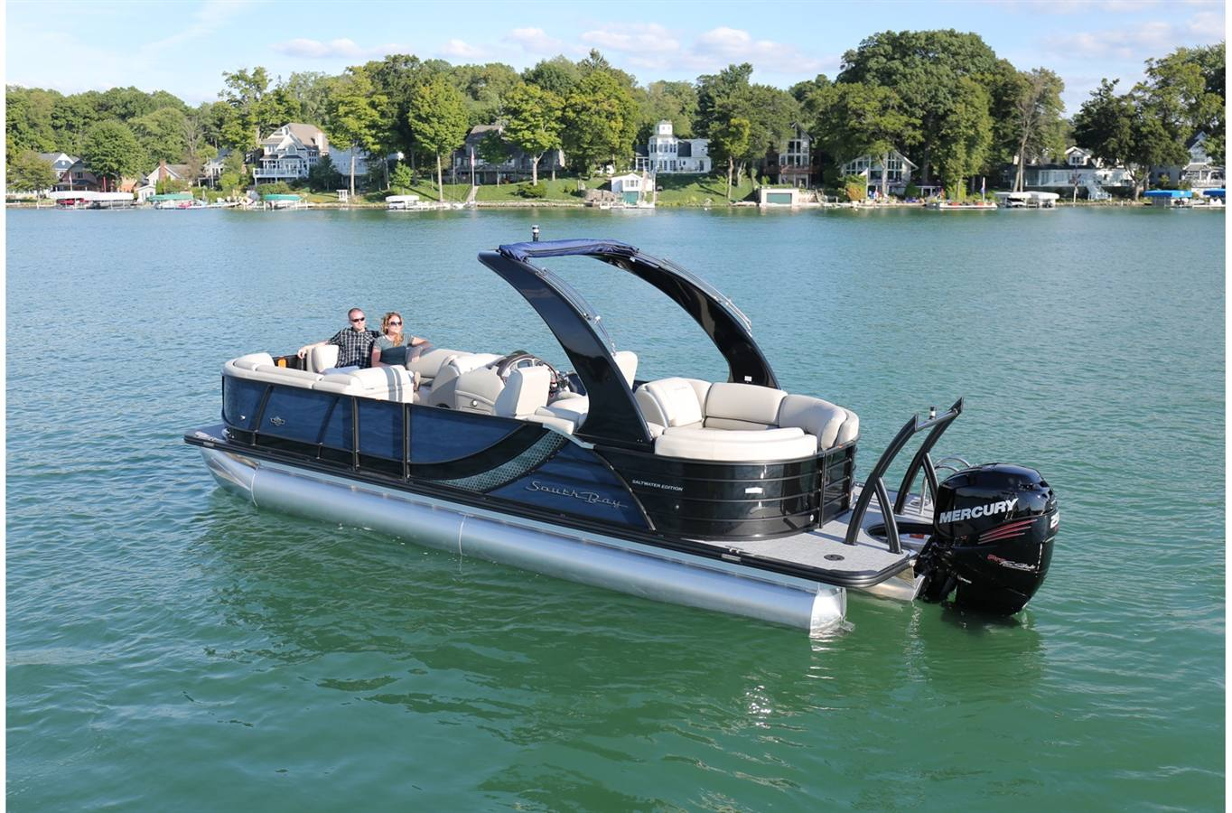 2018 South Bay 700 Deluxe Entertainment Series 725SL 2 75 for sale