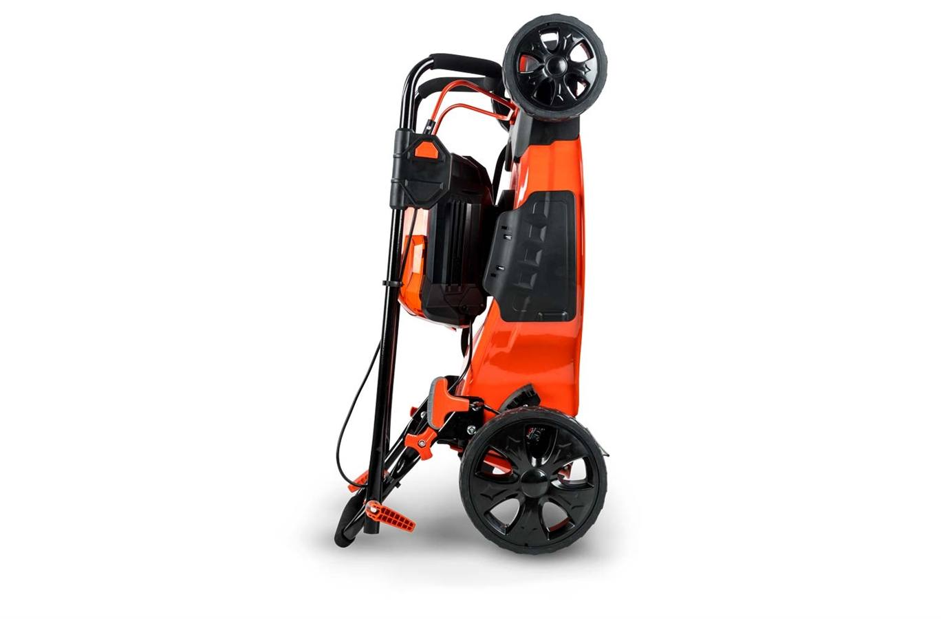 2018 DR Power DRC21MP DR 62V Battery-Powered Lawn Mower