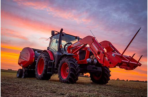 2018 Kubota M6-111 for sale in Cumberland, MD  West Maryland
