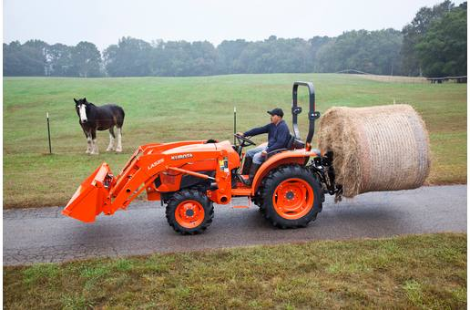 2018 Kubota L3301 HST 4WD for sale in Conway, AR  Duncan