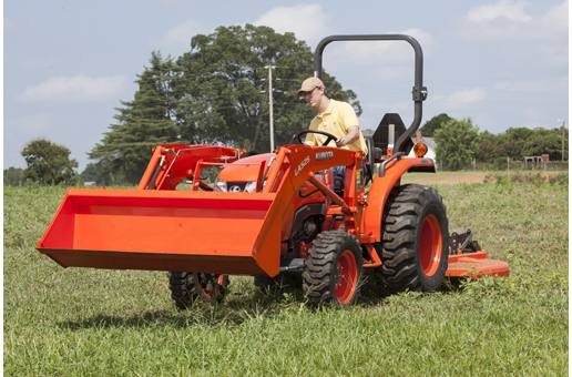 2018 Kubota L2501 Gear 4WD for sale in Conway, AR  Duncan