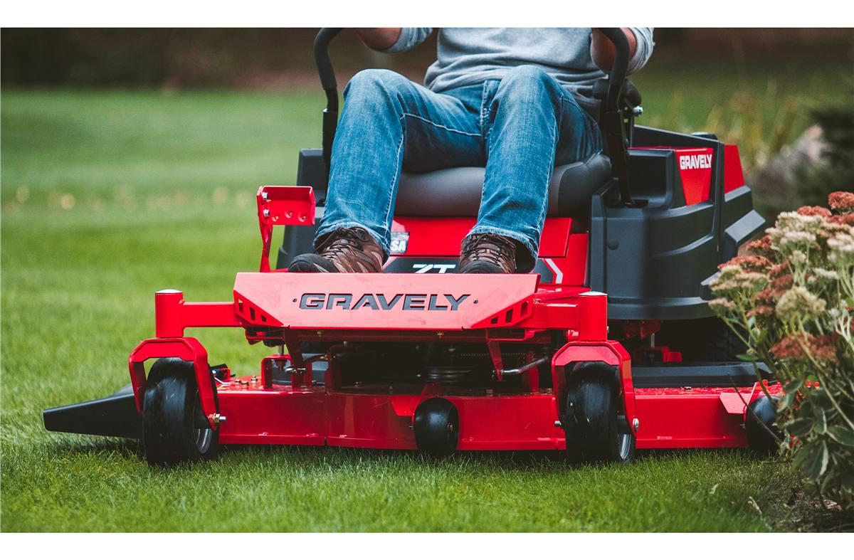 2018 Gravely ZT-X 52\