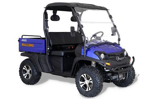 2018 Massimo Motor BUCK 400