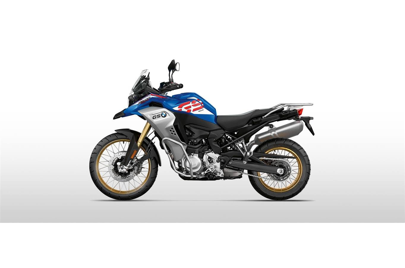 2019 bmw f 850 gs adventure - low suspension