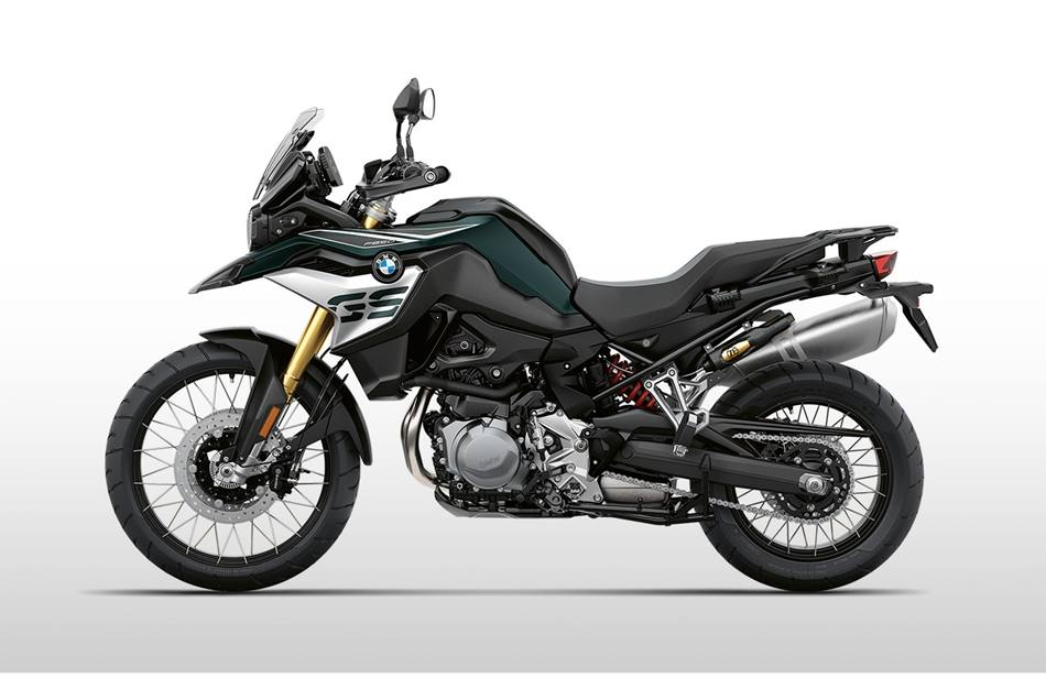 2019 bmw f 850 gs - low suspension